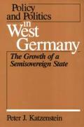 Policy & Politics West Germany