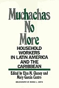 Muchachas No More: Household Workers in Latin America & the Caribbean (Women in the Political Economy) Cover
