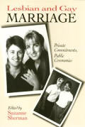 Lesbian & Gay Marriage Private Commitmen