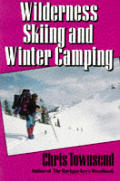 Wilderness Skiing and Winter Camping Cover