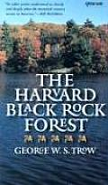 The Harvard Black Rock Forest