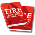 Fire Protection Handbook, 20th Edition, 2 Volumes Cover