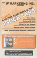 National Electrical Code 2008 Tabs NEC
