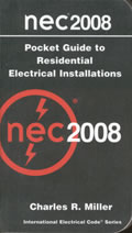 Pocket Guide to Residential Electrical Installations 2008 Edition