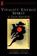 Vitality Energy Spirit A Taoist Sourcebook