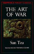 The Art of War (Shambhala Pocket Classics) Cover
