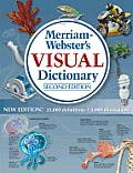 Merriam Websters Visual Dictionary Second Edition