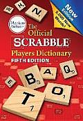 Official Scrabble Players Dictionary Fifth Edition