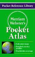 Merriam Websters Pocket Atlas
