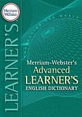 Merriam-webster's Advanced Learner's English Dictionary (08 Edition)