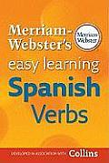 Merriam-webster's Easy Learning Spanish Verbs (11 Edition)