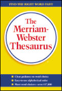 Merriam Webster Thesaurus Home & Office