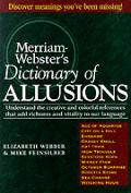 Merriam Websters Dictionary Of Allusions