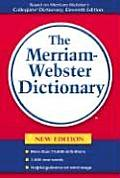 Merriam Webster Dictionary New Edition