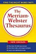 Merriam-webster's Thesaurus (05 Edition)