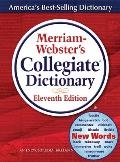 Merriam Websters Collegiate Dictionary 11TH Edition Cover