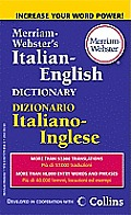 Merriam-webster's Italian - English Dictionary (10 Edition)