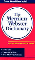 The Merriam-Webster Dictionary (50th Anniversary Edition)