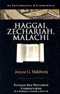 Haggai, Zechariah and Malachi (72 - Old Edition)