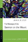 Message of the Sermon on the Mount (Matthew 5-7) : Christian Counter-culture ((Rev)85 Edition)