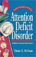 Attention Deficit Disorder Helpful Pr