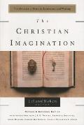 The Christian Imagination: The Practice of Faith in Literature and Writing (Writers' Palette Book) Cover