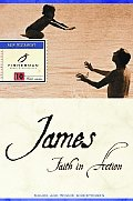 James: Faith in Action (Fisherman Bible Studyguides) Cover