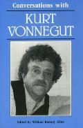 Conversations with Kurt Vonnegut (Literary Conversations) Cover