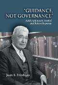 """Guidance, Not Governance"": Rabbi Solomon B. Freehof and Reform Responsa"
