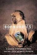 Boundaries : a Casebook in Environmental Ethics (03 - Old Edition)