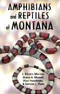 Amphibians & Reptiles Of Montana