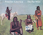 Frontier America: The Far West Cover