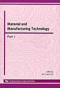 Material and Manufacturing Technology; 2V.