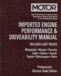 Imported Engine Performance & Driveability Manual 1994-97, 3rd Edition, Volume 2: Mitsubishi thru Volvo
