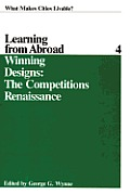 Winning Designs: The Competitions Renaissance