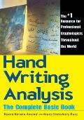 Handwriting Analysis The Complete Basic Book