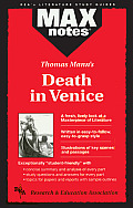 Death in Venice (Maxnotes Literature Guides)