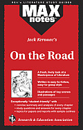 On the Road (MAXnotes) - Study Notes Cover
