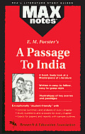 Passage to India, a (Maxnotes Literature Guides)