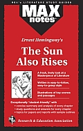 Sun Also Rises, the (Maxnotes Literature Guides)