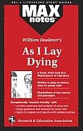 As I Lay Dying (MAXnotes) - Study Notes