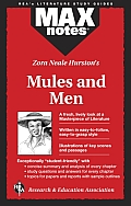 Mules and Men (MAXnotes) Cover