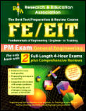 FE/EIT PM: General Engineering (Engineer-In-Training) (Licensing Exams)