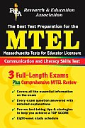 The Best Test Preparation for the Mtel: Massachusetts Tests for the Educator Licensure: Communication and Literacy Skills Test (Teacher Certification Exams)