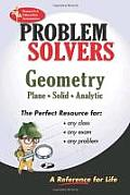 Geometry - Plane, Solid & Analytic Problem Solver
