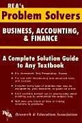 Business Accounting & Finance Problem Solver