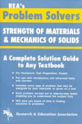 Problem Solver in Strength of Materials & Mechanics of Solids           Cover