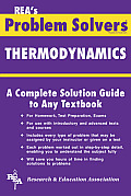 Thermodynamics (Rea's Problem Solvers) Cover