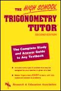 High School Trigonometry Tutor (High School Tutor Series)