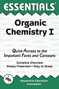 The Essentials of Organic Chemistry I Cover